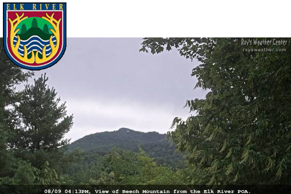 Aho Gap North Carolina http://booneweather.com/Webcams/Elk+River+Beech